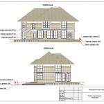Фасады 3-4