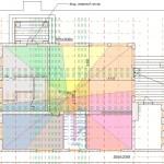 Васту-планировка 1 этажа